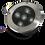 Thumbnail: Balizador LED de Piso Spot Embutir Redondo 5W Bivolt IP65 Luz Verde