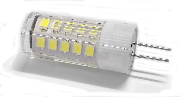 Lâmpada Led JC Bipino G4 3,5W 127V - Branco Frio