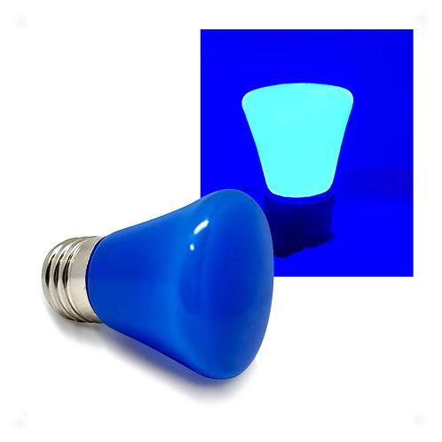Lâmpada LED Decorativa COROA COLOR 1W 127V E27 - AZUL