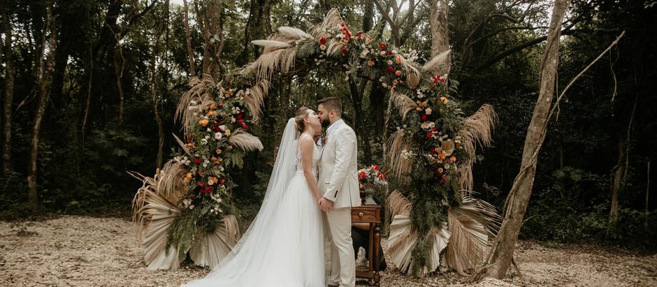 Casamento - Marcelo e Natasha - Villa Mandacarú