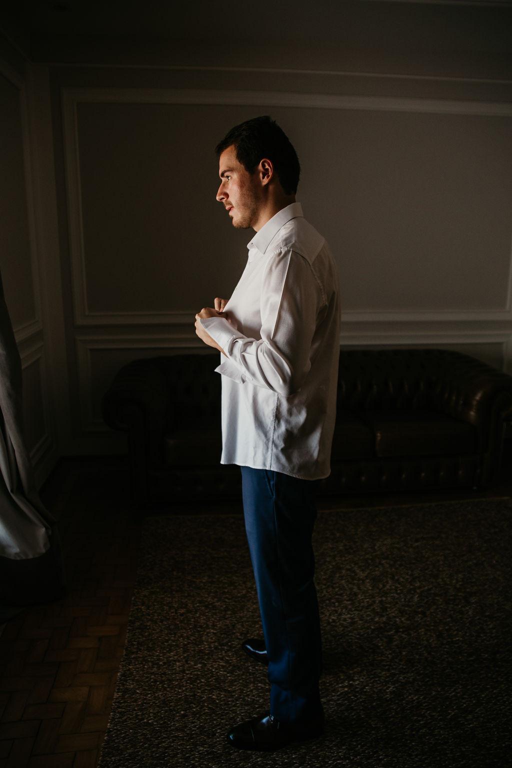 Casamento Maison Granville - Making Of Noivo