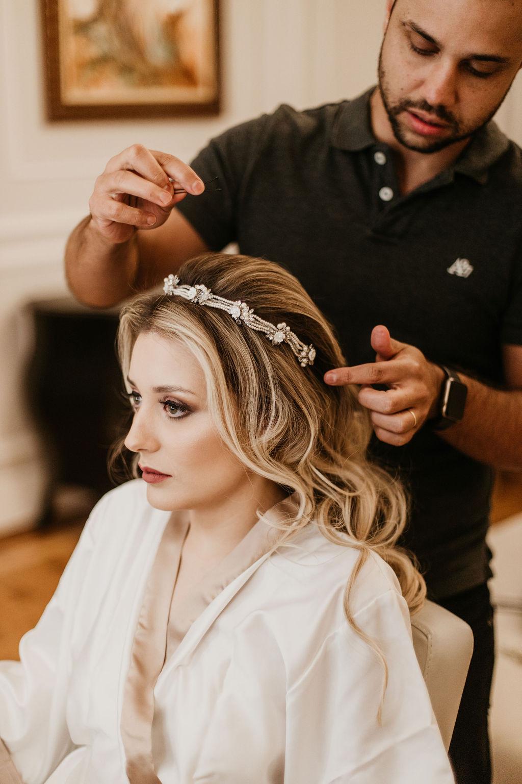 Casamento Maison Granville - Making Of Noiva