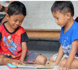 巴厘岛海边教学2