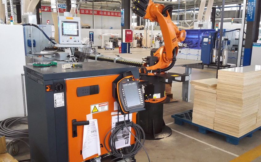 四川纽赛特工业机器人制造有限公司2