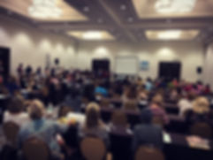 SCBWI June conference in Orlando.JPG
