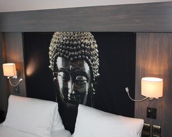 Buddha-Suite Hotel Platzhirsch Oberstaufen