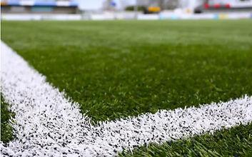 монтаж футбольного поля