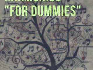 """Campo Harmônico """"for Dummies"""""""