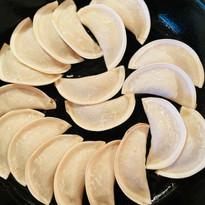 12-Dumplings in Pan.JPG