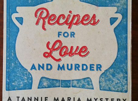 Book Review: Recipes for Love and Murder