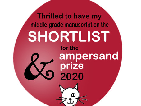 Ampersand Prize 2020 Shortlist