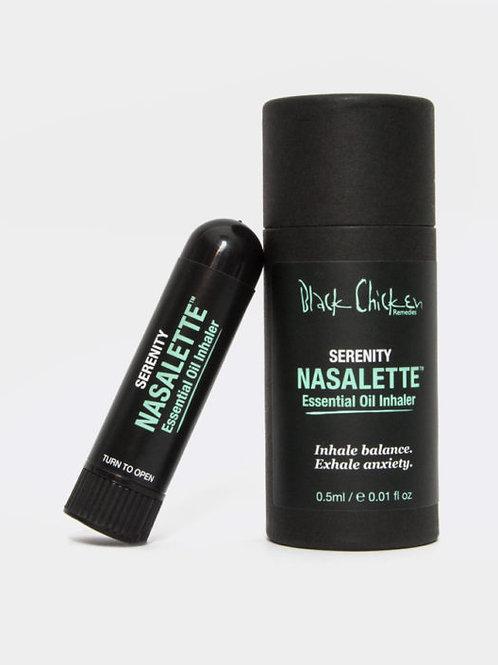 Black Chicken Remedies Serenity Nasalette™ Essential Oil Inhaler (0.5ml)