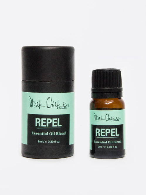 Black Chicken Remedies Repel Essential Oil Blend (9ml)