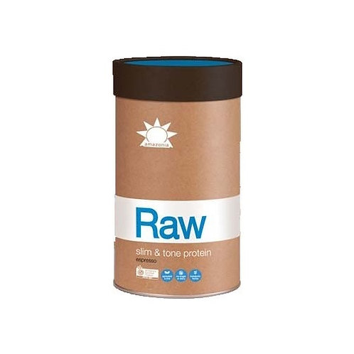 Amazonia Raw Protein Slim and Tone Espresso 500g
