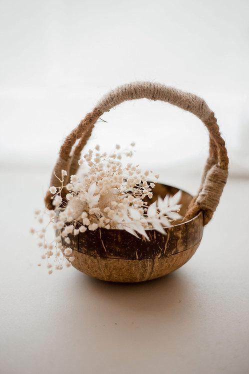 Coconut Basket