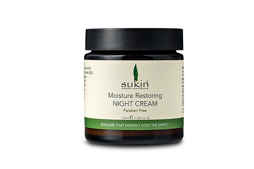Sukin Moisture Restore Night Cream 120m