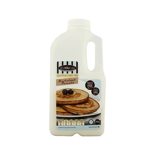 YesYouCan Buckwheat Pancake G/F 280g