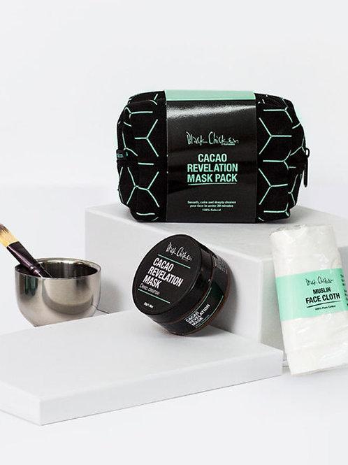 Cacao Revelation Mask Pack