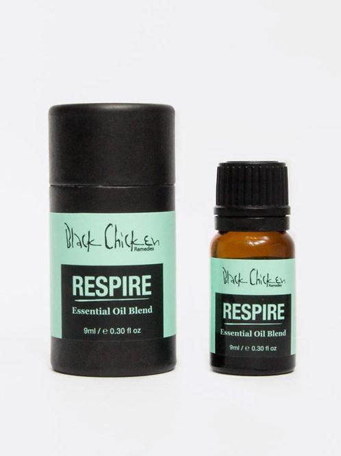 Black Chicken Remedies Respire Essential Oil Blend (9ml)