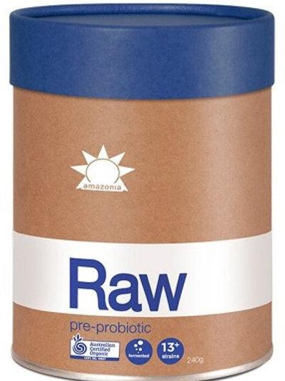 Amazonia Raw Pre Probiotics 120g