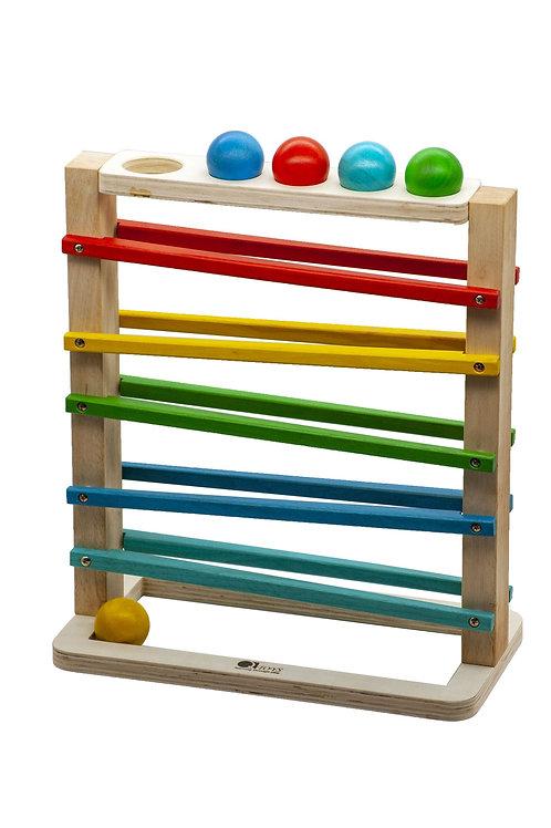 Track a Ball Rack