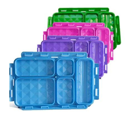Go Green Lunch Box Replacement Lids