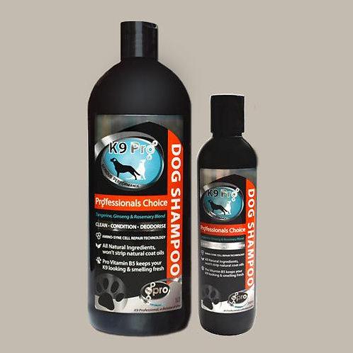 Tri Nature Dog Shampoo