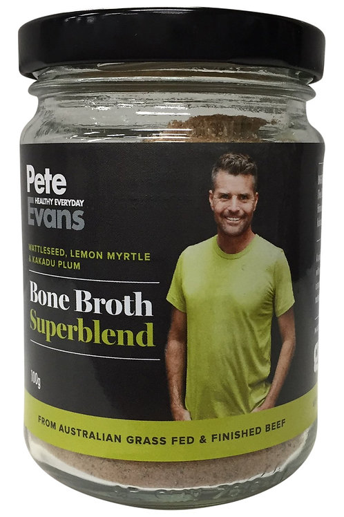 Pete Evans Bone Broth SuperBlend - Kakadu Plum 100g