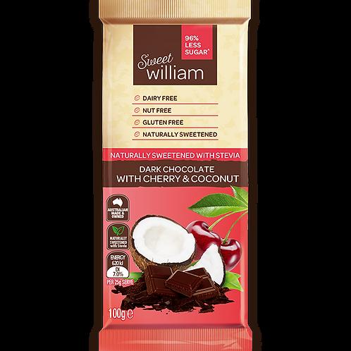 Sweet William Dairy Free Chocolate
