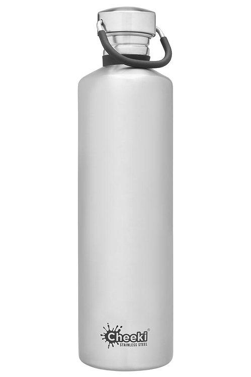 Cheeki Classic Single Wall Drink Bottle 1 Litre