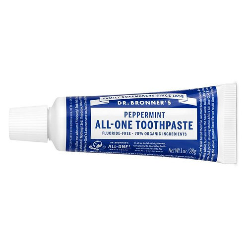 Dr Bronner's All-One Toothpaste