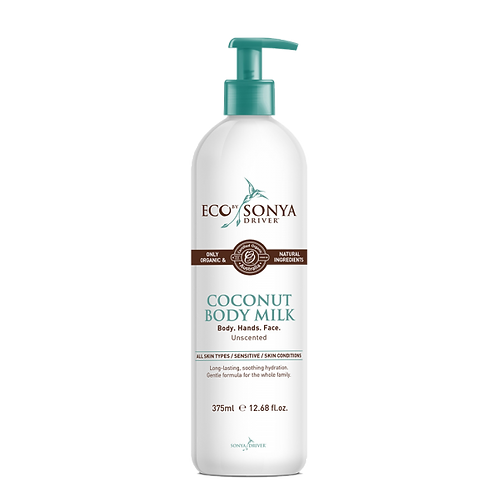 Eco Tan Coconut Body Milk 375ml