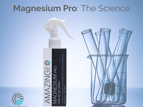 Amazing Oils Magnesium Pro Pain Relief Spray 200ml
