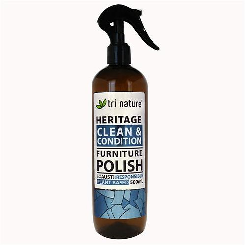 Tri Nature Heritage Furniture Polish