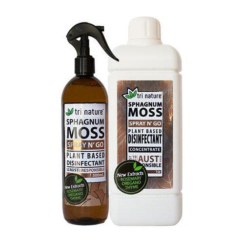 Tri Nature Sphagnum Moss Disinfectant