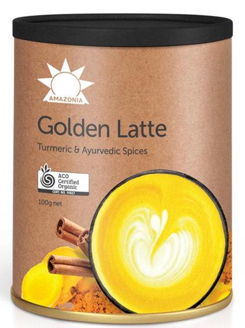Amazonia Golden Latte 100g