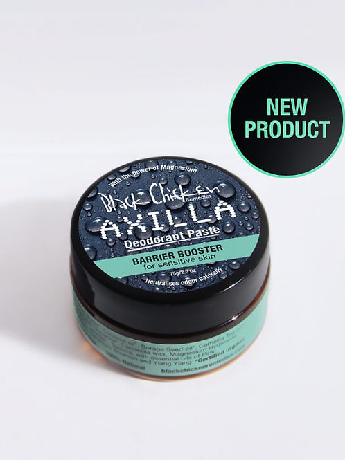 Black Chicken Remedies Axilla Deodorant Paste Barrier Booster (75g)