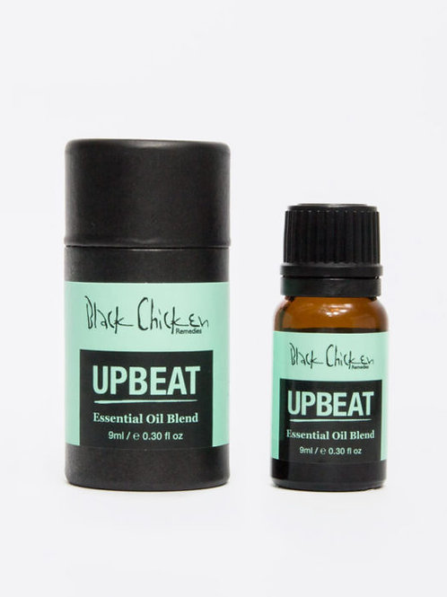 Black Chicken Remedies Upbeat Essential Oil Blend (9ml)