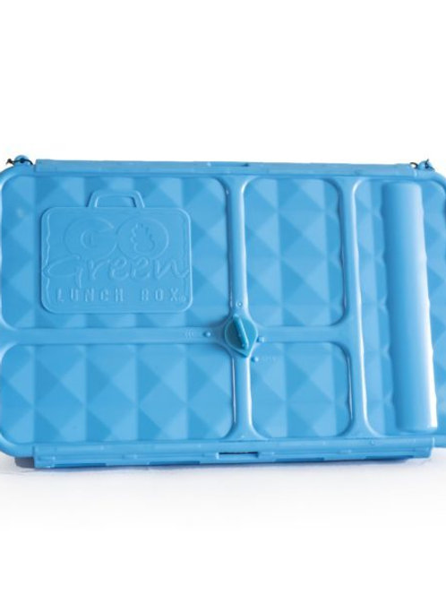 Go Green Original Lunchbox Set (Blue Lunchbox Inside)