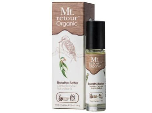 Mt Retour Breathe Better Blend 10ml