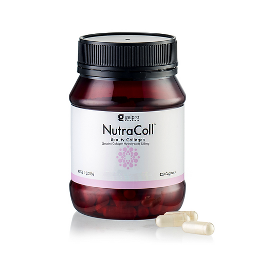 NutraColl Beauty - 120 Capsules