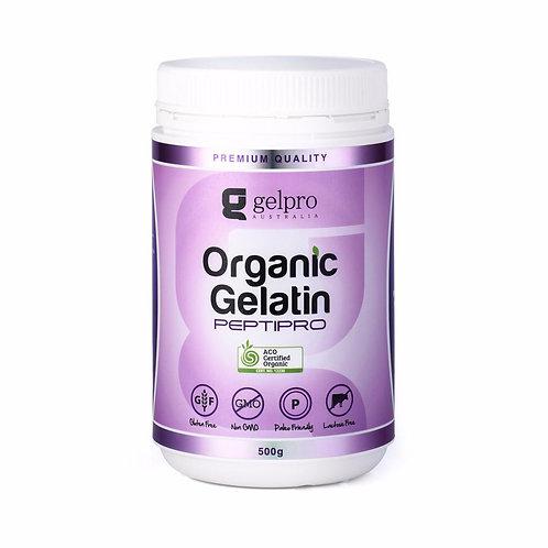 Peptipro Organic Gelatin - 500g