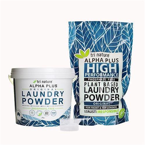 Tri Nature Alpha Plus Laundry Powder - Original