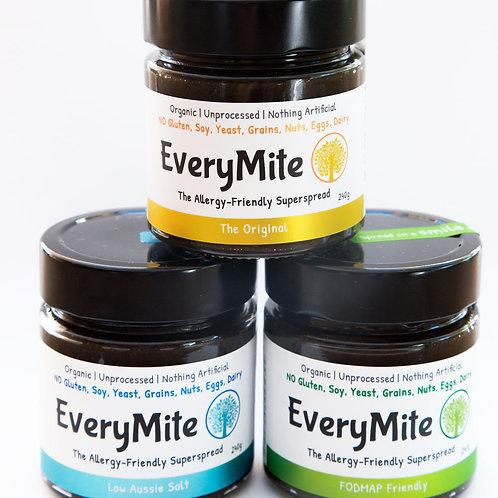 EVERYMITE - Allergy-Friendly Superspread