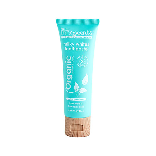 Little Innocents Milky White Toothpaste 50ml