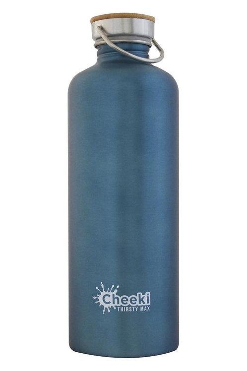 Cheeki Thirsty Max Single Wall Drink Bottle 1.6 Litre