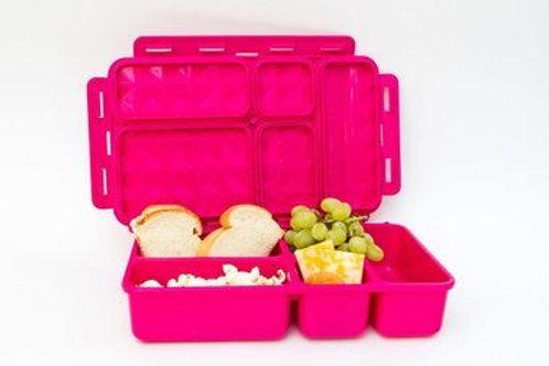 Go Green Original Lunchbox Set (Pink Lunchbox Inside)