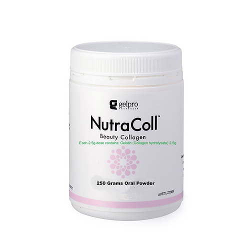 NutraColl Beauty Collagen - 250g Oral Powder
