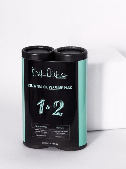 Black Chicken Remedies Essential Oil Perfume Pack