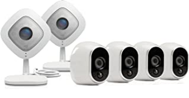 Arlo Q_Indoor_Outdoor Wireless Home Security System
